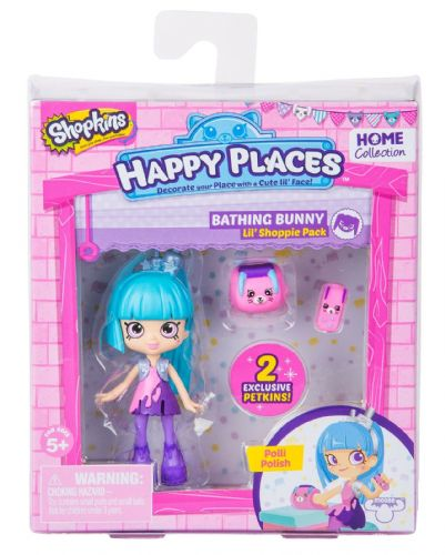 Happy Places Lil Shoppie Pack Polli Polish
